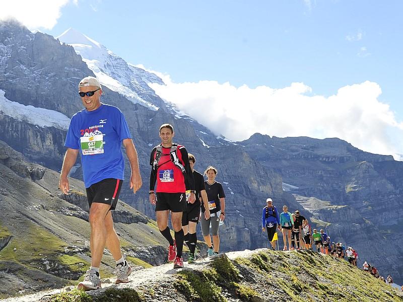 Jungfrau Marathon 2014