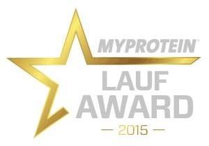 Myprotein Award - Bester Laufblog