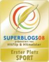 Sieger Superblog 2008