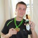 Finisher-Bier für Daniel