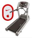 Laufband und Nike+