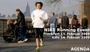 """Agenda """"Nike Running Event"""""""