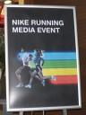 Nike Running Media Event