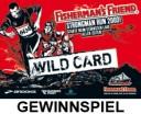 "Gewinnspiel ""Wildcard StrongmanRun 2009"""