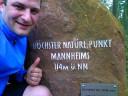 Höchster natürlicher Punkt Mannheims