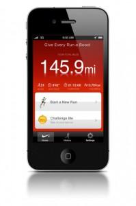 Nike+ GPS App (Quelle: nike.com)