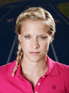 Verena Sailer (Bildnachweis: Nike/Robert Hörnig)