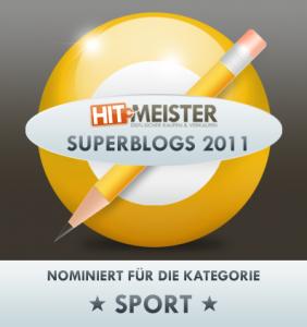 Wahl zum Superblog 2011