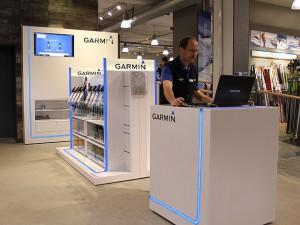 Garmin Shop-in-Shop Engelhorn (Quelle: garmin.de)
