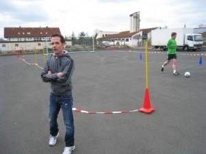 miCoach und Fußball