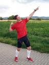 HM-Bestzeit im Training