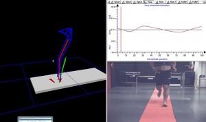 3D-Bewegungsanalyse