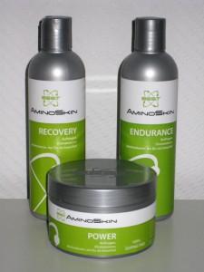 AminoSkin - Recovery, Power, Endurance