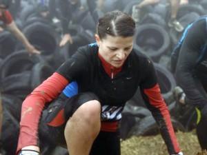 Strongwoman Anja