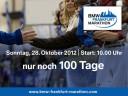 Nur noch 100 Tage (Quelle: frankfurt-marathon.com)