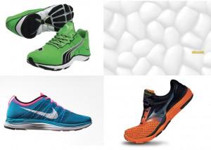 Quelle: Puma, Adidas, Nike, Mizuno