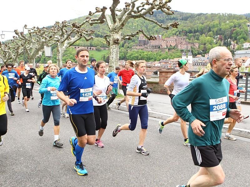 """Bericht """"Heidelberg Halbmarathon 2013"""""""