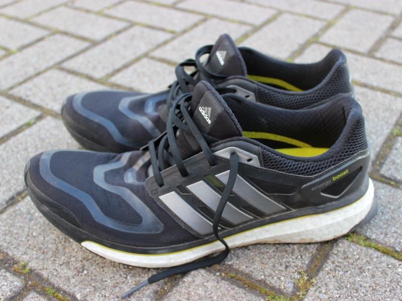 Test: Adidas Energy Boost | Brennr.de - Laufblog