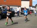 Leon beim Kinderlauf