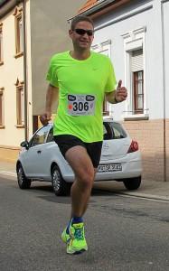 Plankstadter Straßenfestlauf (Quelle: Birgit Schillinger / Laufreport.de)