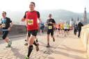 Heidelberg Halbmarathon 2014 - Alte Brücke