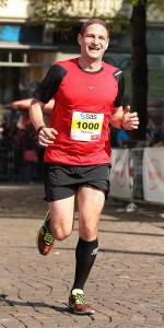 Heidelberg Halbmarathon 2014 - Ziel