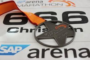 Mannheim Halbmarathon 2014