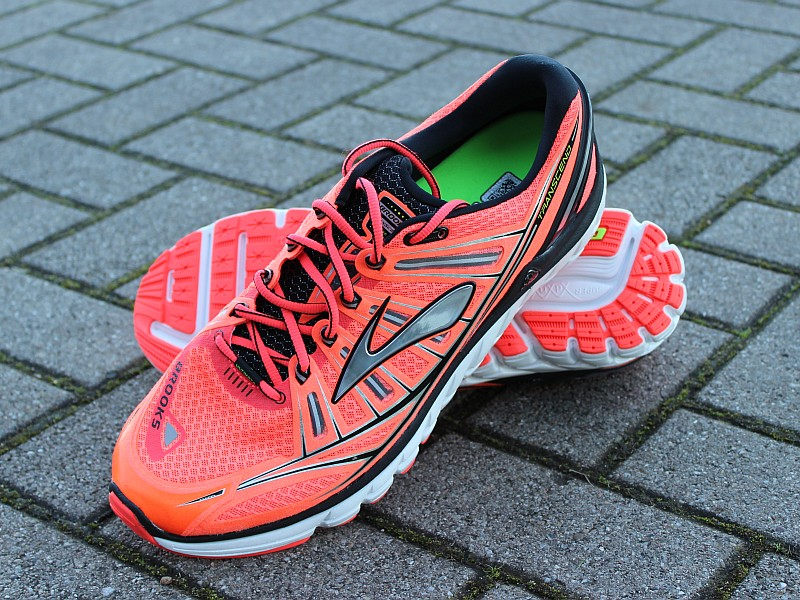 Test: Brooks Transcend