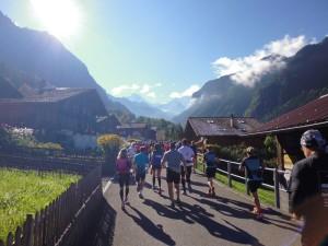 Jungfrau Marathon 2014 - Kaiserwetter