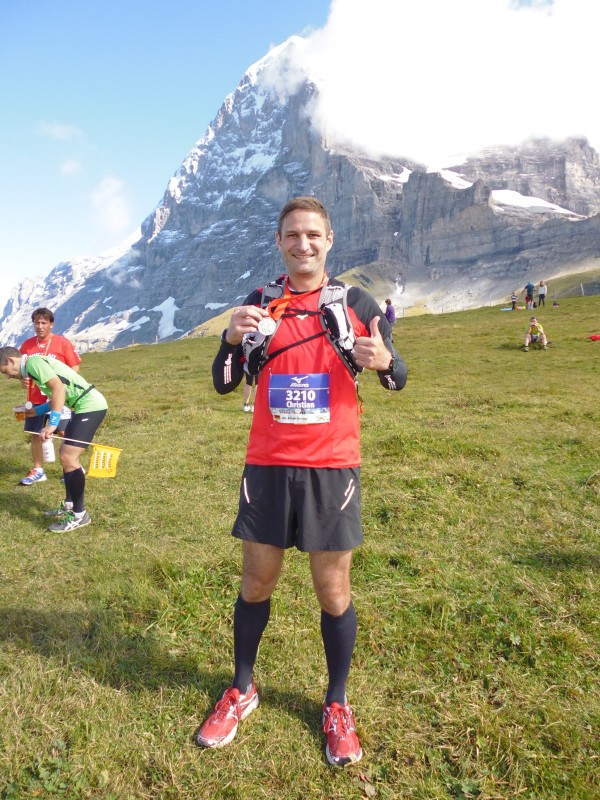 "Bericht ""Jungfrau Marathon 2014"""