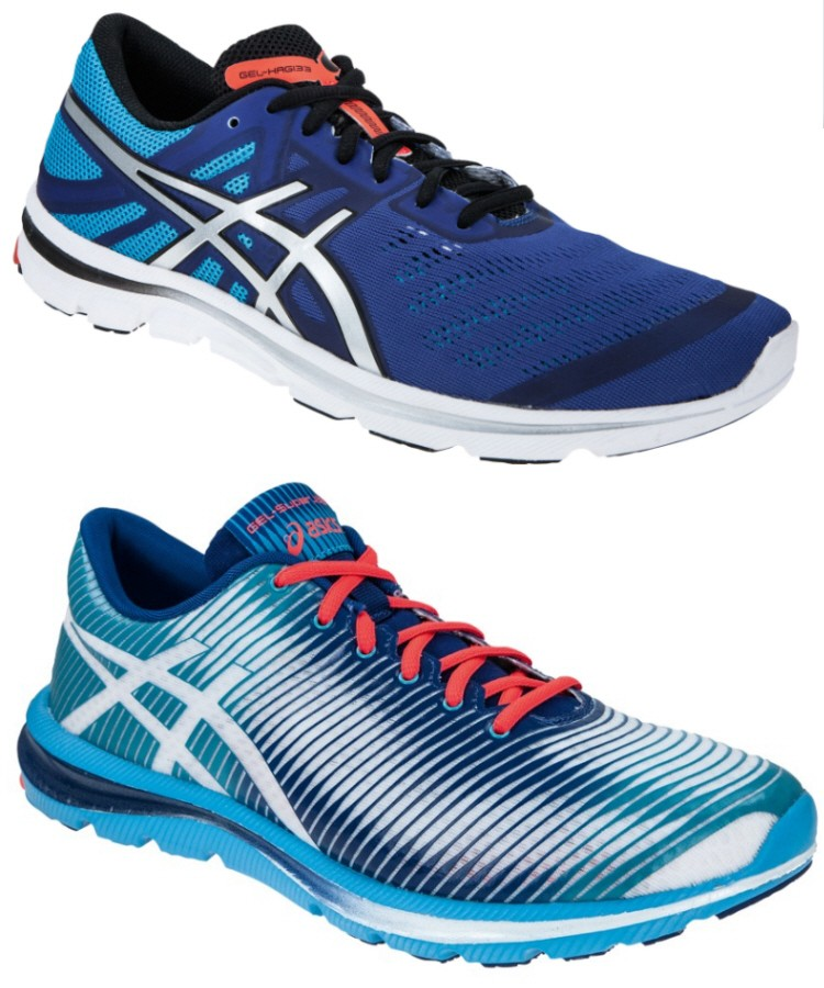 Test: Asics Gel-Super J33 & Gel-Electro33