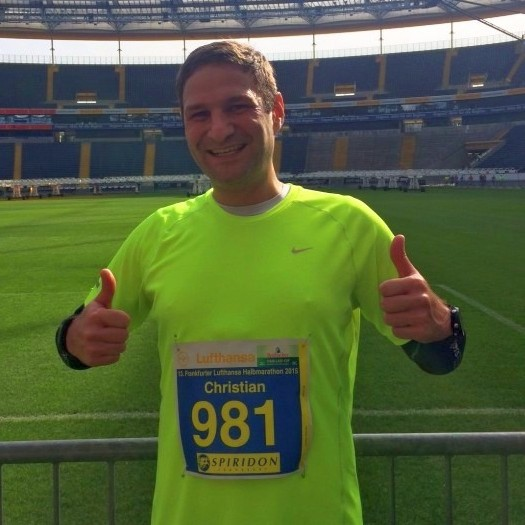 "Bericht ""Frankfurt Halbmarathon 2015"""