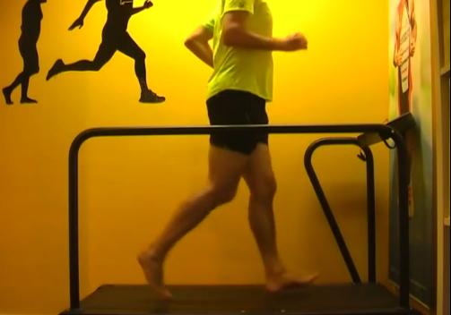 Laufstilanalyse – ein Negativbeispiel