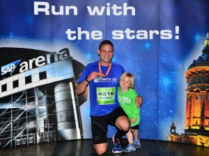 Mannheim Halbmarathon 2015