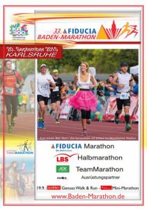 Baden-Marathon Karlsruhe 2015