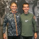 Arne Gabius & ich