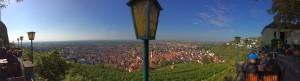 Strahlenburg Terrasse