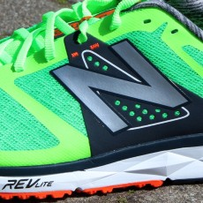 Test: New Balance RACE 1500
