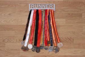 Medaillen-Display