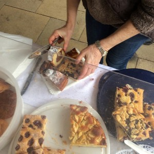 Große Kuchenauswahl beim Heini-Langlotz-Lauf Brühl