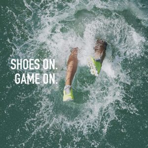 Shoes On. Game On. (Quelle: on-running.com)