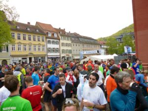 Finisher ohne Medaille