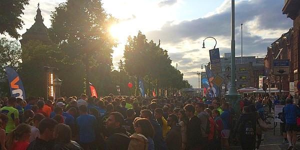 Dämmermarathon Mannheim 2016