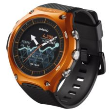 News: Casio WSD-F10 (Smart Outdoor Watch)