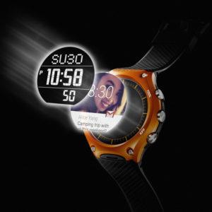 Casio WSD-F10 (Quelle: casio.de)