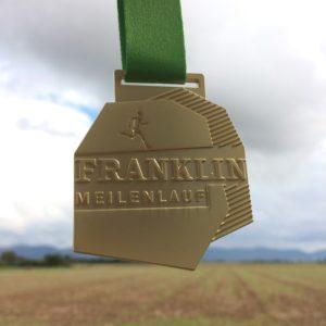 Franklin Meilenlauf 2016