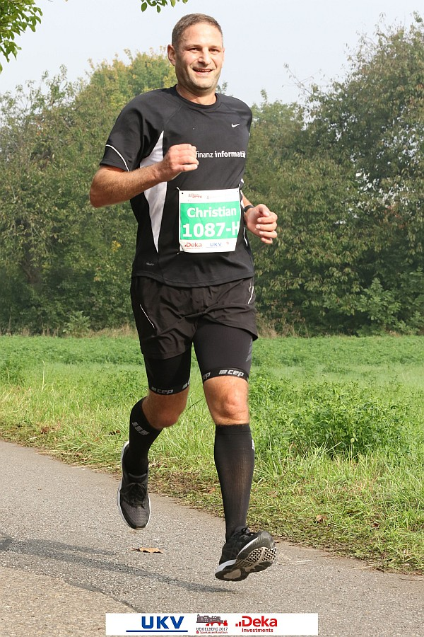 Sparkassen Marathon Heidelberg - KM21