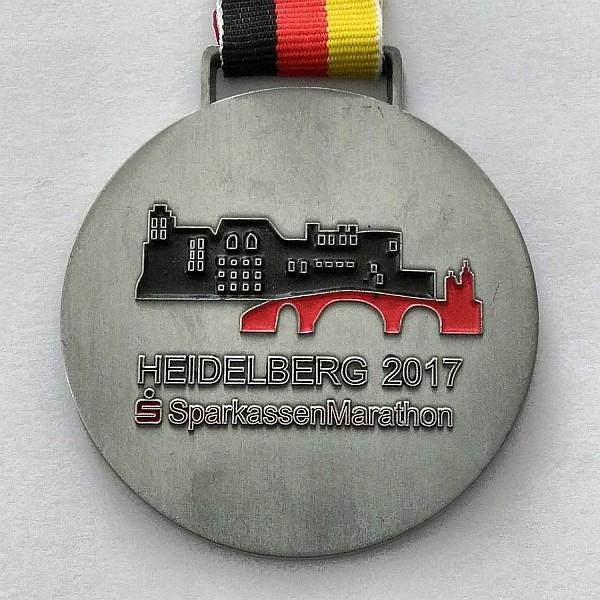 Sparkassen Marathon Heidelberg - Medaille