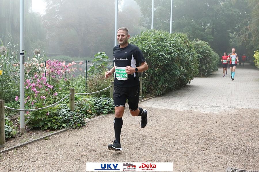 Sparkassen Marathon Heidelberg - Zoo