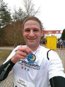 Winterlaufserie Rheinzabern 15km